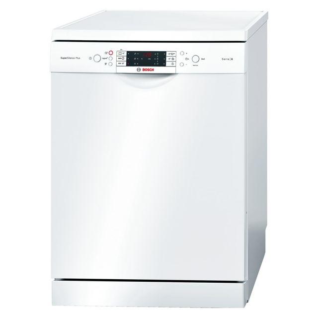 Bosch lave-vaisselle 60cm 13 couverts a++ pose-libre blanc - sms63m42eu