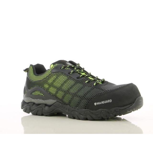 Maxguard Chaussures de sécurité Leon S1P 100% sans métal