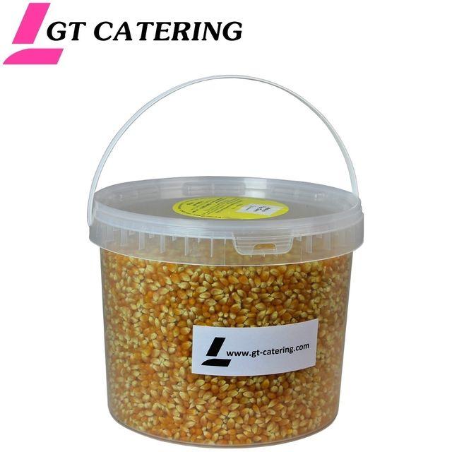 GT CATERING Maïs pour pop corn - 4 kg