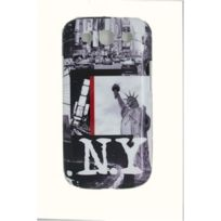 Akashi - Coque pour Galaxy S3 Nyc Statue