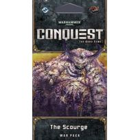 Fantasy Flight Games - Jeux de société - Warhammer 40000 : Conquest Jce - The Scourge War Pack
