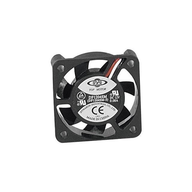 Abi Diffusion Ventilateur de boitier 12 volts 3 fils - 40x40x10mm Ventilateur de boitier 12 volts 3 fils - 40x40x10mm