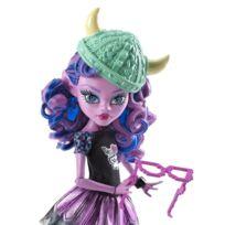 Monster High - Poupée élève : Kjersti Trollsonn