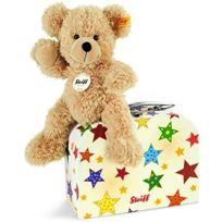 Steiff - 111730 - Teddy - Fynn Dans Sa Valise