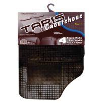 Autoselect - 4 Tapis de sol caoutchouc