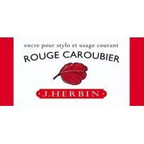 J. Herbin - Encre 30ML Rouge Caroubier