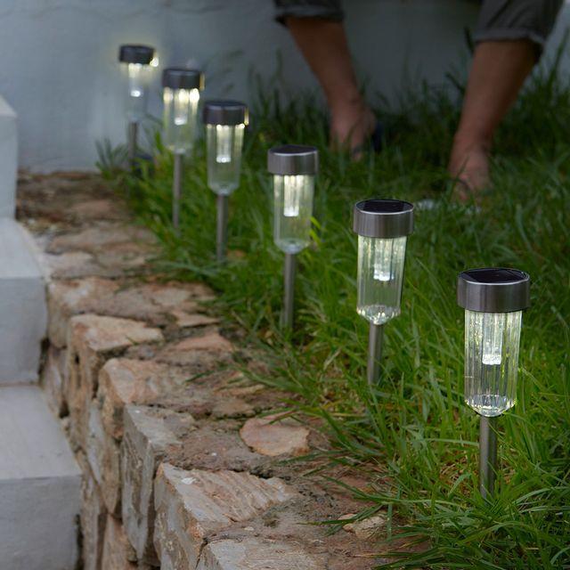 Stunning Eclairage Jardin Carrefour Ideas - House Design ...