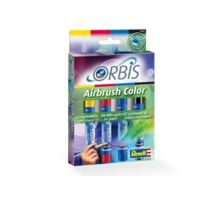 Revell - Recharges cartouches Orbis Airbrush Power Studio : Set 3