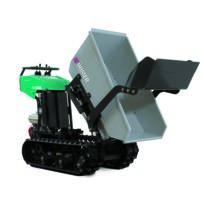 IMER - Transporteur à chenilles hydrostatique avec pelle 500 kg - CARRY105C