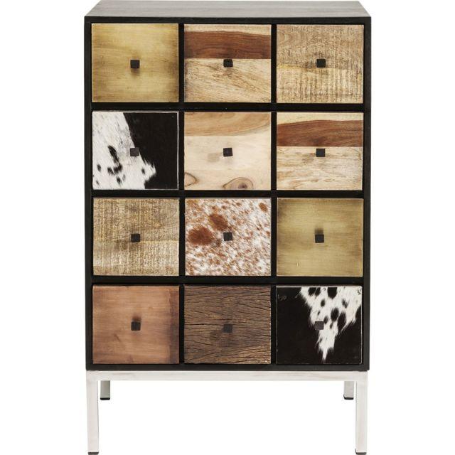 Karedesign Commode Hutch 4 tiroirs Kare Design