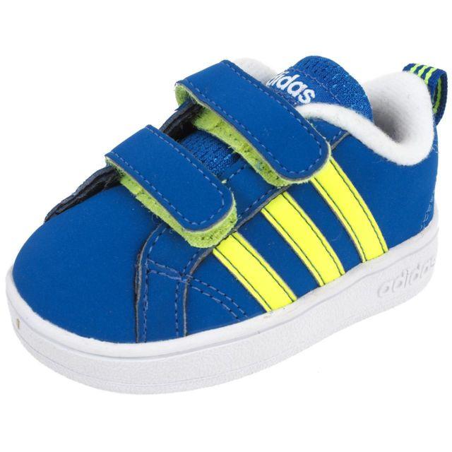 Bleu Adidas 33111 Chaussures Velcro Advantage Neo Pas Baby 8wkn0PZNOX