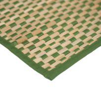 Mon Beau Tapis - Tapis Raphia 60x90 vert