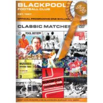 Pdi Media - Blackpool Fc - Classic Matches IMPORT Anglais, IMPORT Dvd - Edition simple
