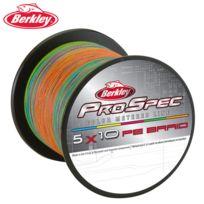 Berkley - Tresse Pro Spec 5X10 Pe Braid 450M