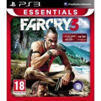 Playstation 3 - Far Cry 3 - Essentials