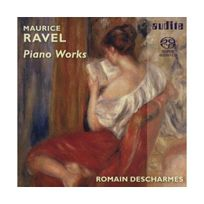 Audite - Ravel : Oeuvres pour piano