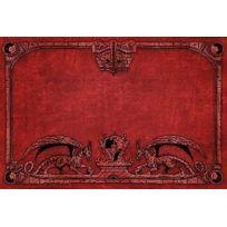 Dragon Shield - Four-compartment Storage Box - Red