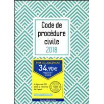 Lexisnexis - code de procédure civile édition 2018