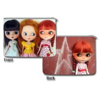 Nippon Doll - Trousse Plate - Red Hair