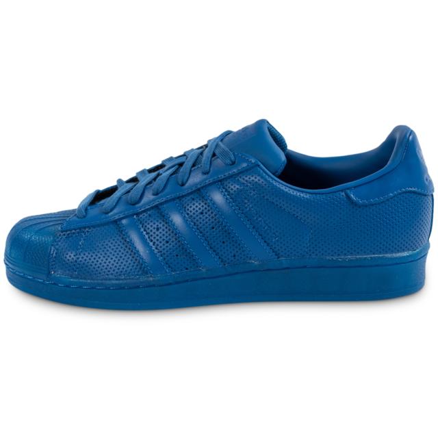 75b412d8805b Adidas originals - adidas Originals Superstar Adicolor Bleu - Baskets Tennis