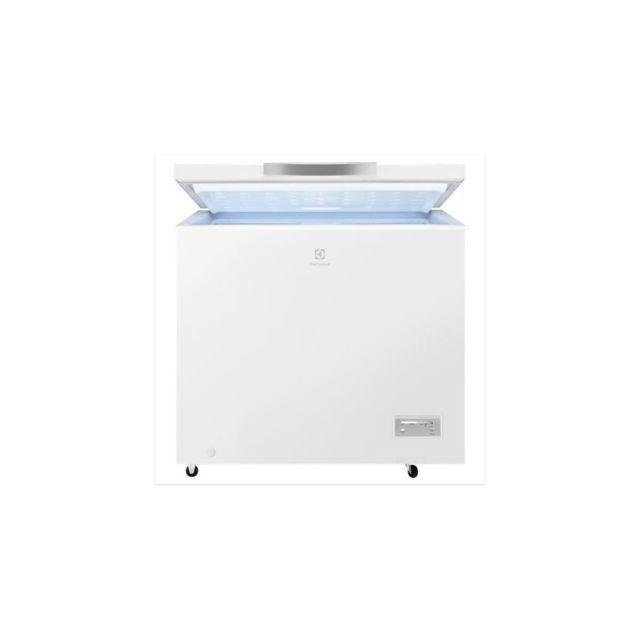 Electrolux Lcb3lf20w0 - Congelateur Coffre - 198l - Froid Statique - A+ - L90,5 X H84,5 Cm - Blanc