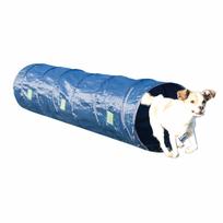 Trixie - Tunnel de parcours d'agilité 2 m Bleu