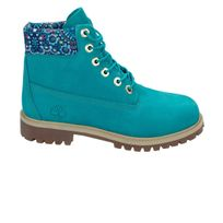 Timberland - Boots 6 In Premium Wp Teal Blue Jr