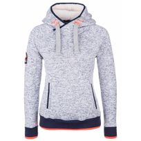 Superdry - Storm Croos Sweat Capuche No Name