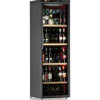 Calice - Cave à vin de service - 2 temp 138 bouteilles - Noir Aci-cal209P - Pose libre