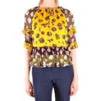 Ralph Lauren Femme 211772942001 Marron Polyester Blouse