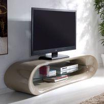 meuble tv forme arrondie - achat meuble tv forme arrondie pas cher ... - Meuble Tv Design Arrondi