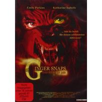 Concorde Home Entertainment Gmbh - Ginger Snaps-das Biest In Dir DVD, IMPORT Allemand, IMPORT Dvd - Edition simple