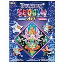 Art Sequin - Kit paillettes Stardust : Fée
