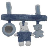 Miffy - 100004 - Hochet - Jouet SiÈGE Auto - Boy