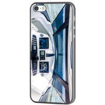 Kubxlab - Coque Série YatchMan ultra fine iPhone 5S