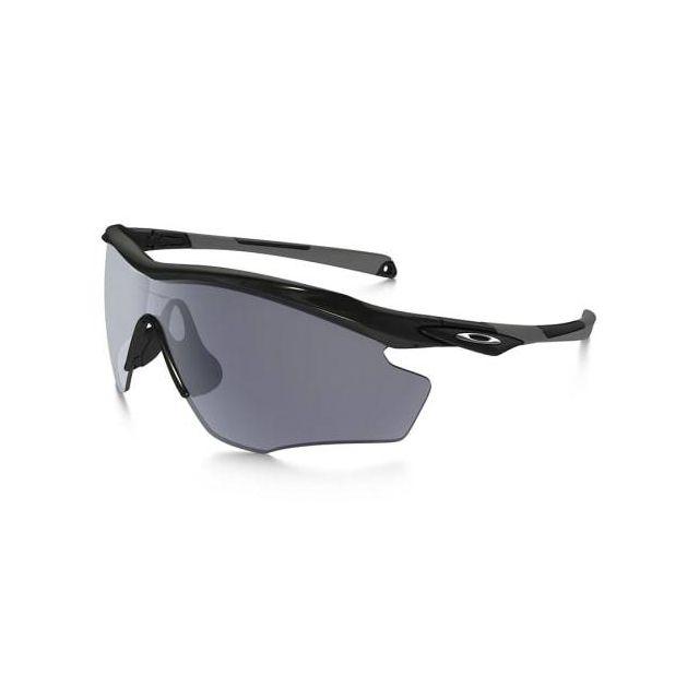 a5b5b972b867a Oakley - Lunettes M2 Frame Xl noir à verres Grey - pas cher Achat   Vente  Lunettes - RueDuCommerce