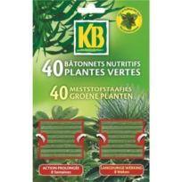 Kb - Bâtonnets nutritifs plantes vertes