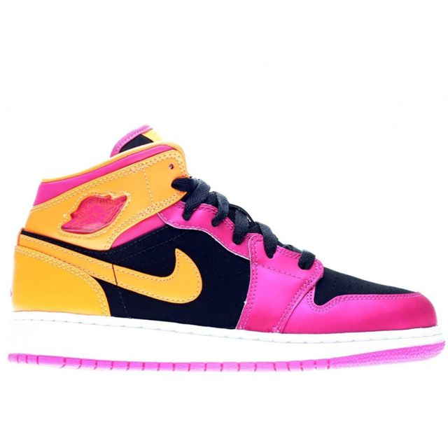 Basket Air 1 Mid Junior - 555112-026