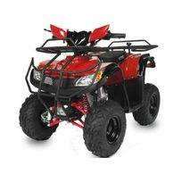 Nitro Motors - Quad 110 hummer rouge