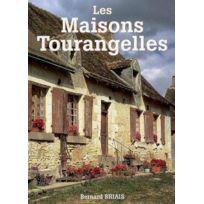 Communication Presse Edition - Les maisons tourangelles