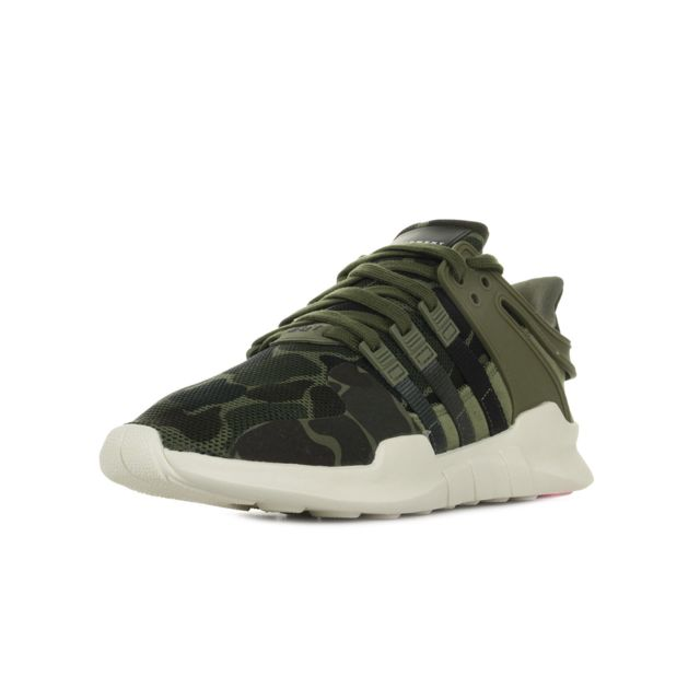 adidas EQT Support ADV kaki Chaussures Baskets homme