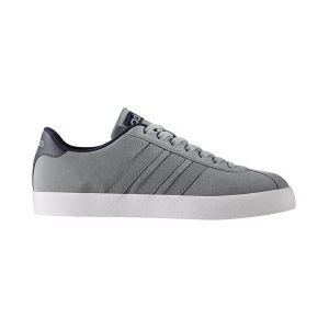 adidas Chaussures Baskets Vl Court Vulc Gris H adidas soldes