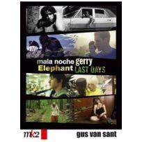 Mk2 - Gus Van Sant - Coffret - Mala noche + Gerry + Elephant + Last Days