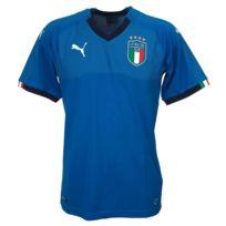 Puma - Maillot de football Figc italia home blue jr Bleu 44405