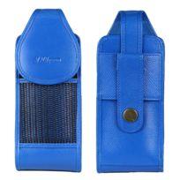 MAISON FUTEE - Housse en cuir véritable pour smartphone, talkie-walkie,  téléphone par 2da25bbc68c