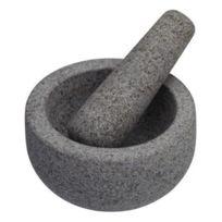 Master Class - Mortier et pilon en granite 12 cm Import Grande Bretagne