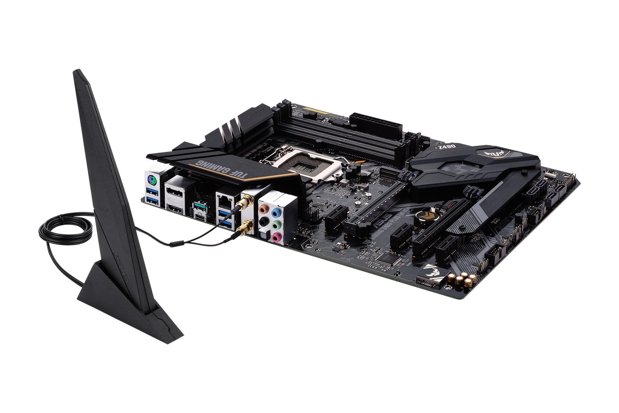 Carte mère TUF Gaming Z490-Plus Wifi Asus