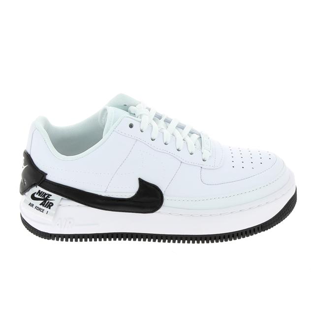 Nike - Air Force 1 Jester Blanc Noir - pas cher Achat ...