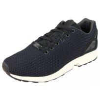 newest 2d949 6e507 Adidas - ZX FLUX M BLK - Chaussures Homme Noir 40