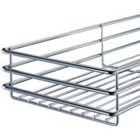 Kessebohmer - Corbeille Pour Armoire Coulissante Supplementaire - Panier:Panier métallique - Pour meuble mm:300 - Larg. mm:250